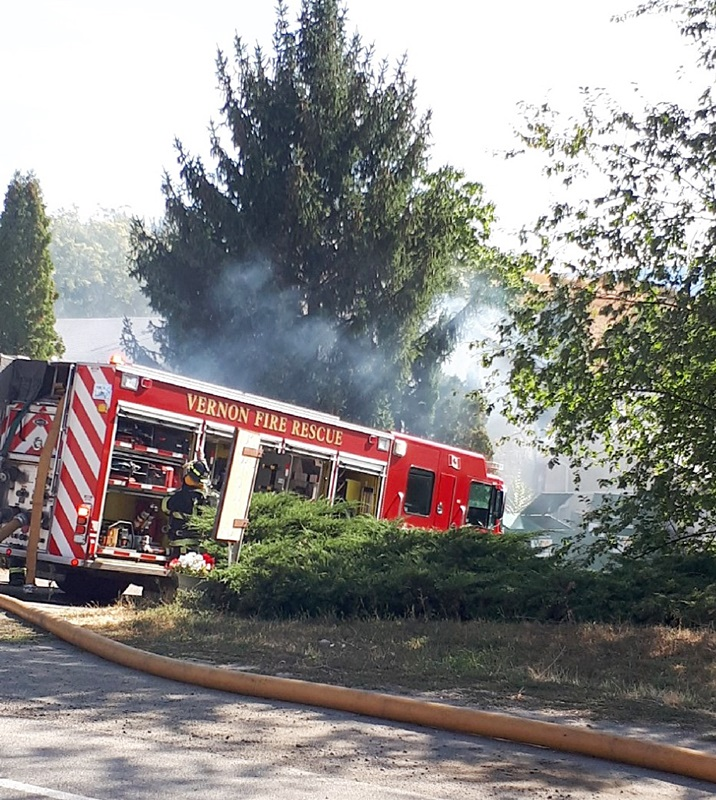 Update: Extensive Damage From Fire