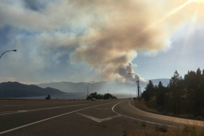 Findlay Creek Fire: Additional Evacuation Orders