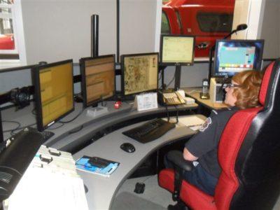 Vernon Fire Rescue Respond to Alarm at Vernon Museum