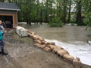 Vernon Seeking Flood Disaster Relief