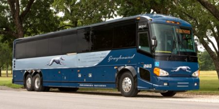 Fewer Greyhound Stops Planned Through Vernon