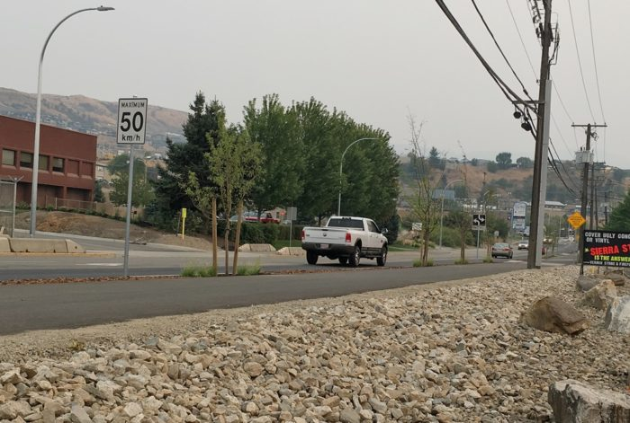 Mayor Not Concerned About Kal Road Pathway Criticisms