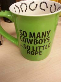 Monday Mugs & Birthdayin' It!