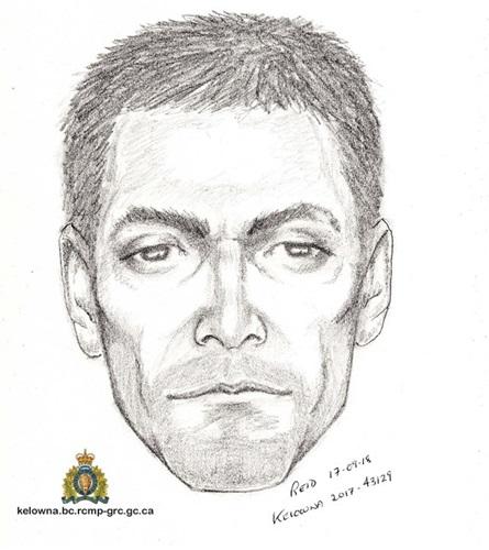 Info Sought On Sex Crime Suspect