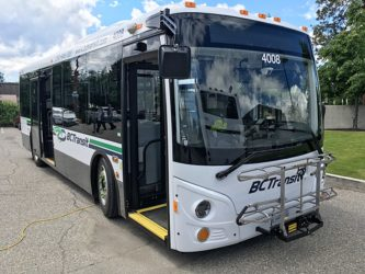 Vernon Considers Transit Improvements