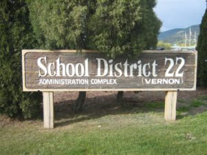Vernon School Board Catchment Issues