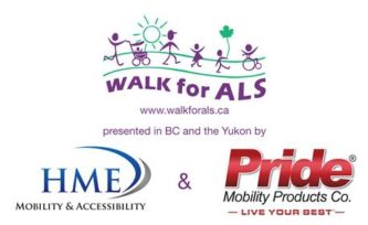 ALS Walk in Polson Park