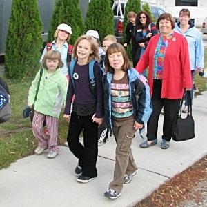 Skip the Car: Walk & Wheel To School