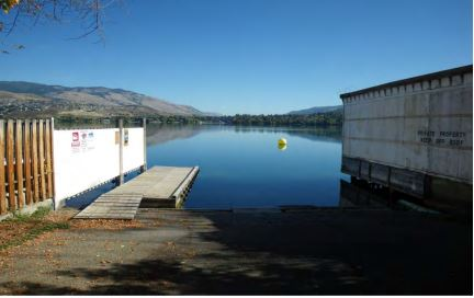 Coldstream Boat Launch Closures Recommended
