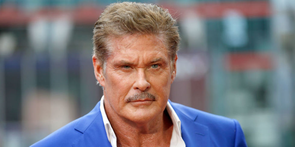 Say what?  Hasselhoff almost played THIS guy??