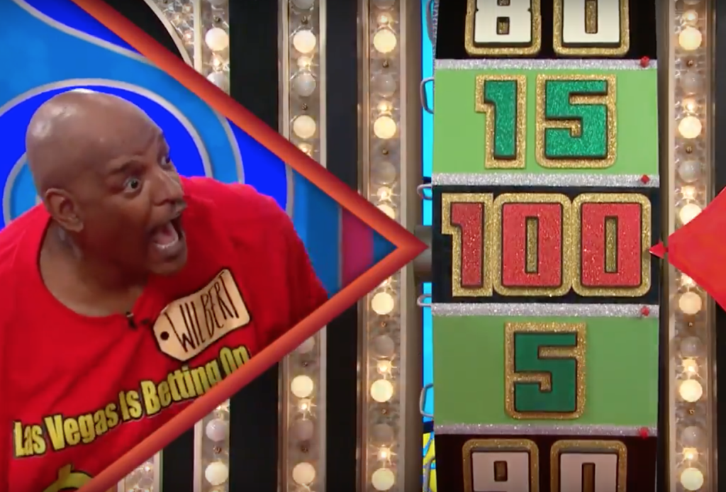 Five spins, $80,000?  WOW!
