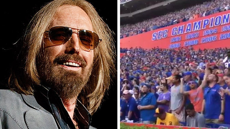 90,000 fans pay tribute to Petty.  Gotta see THIS one!