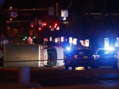 Suspected Terrorist Attack in Edmonton
