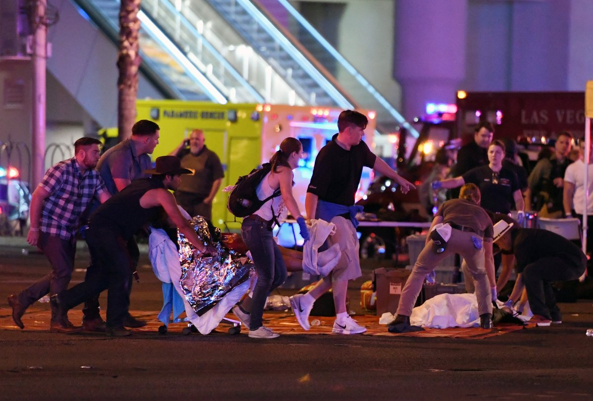 Massacre In Vegas