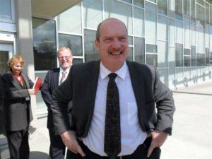 Liberal Leadership Candidate Speaks In Vernon