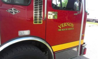 House Fire In Vernon