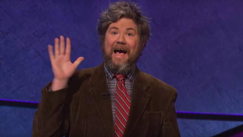 Meet the coolest Jeopardy contestant of all time