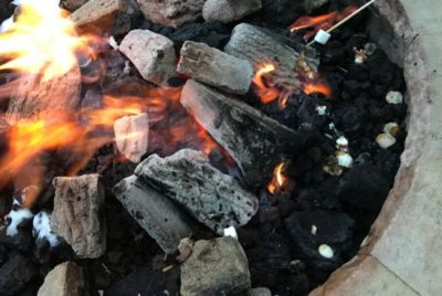 Campfire Ban Lifted: S'mores Time in Vernon