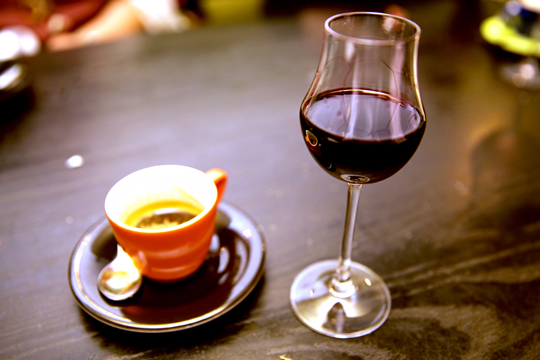 Ready for wine-infused coffee?