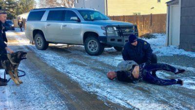 Kamloops RCMP Arrest Boyer