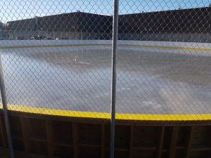Outdoor Rink Opens