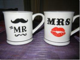 Homemade Bread & Coffee Mugs!