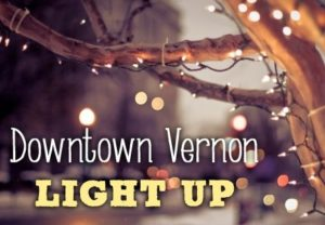 New Tree For Downtown Light Up