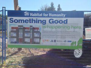 Families Move Into Habitat Homes