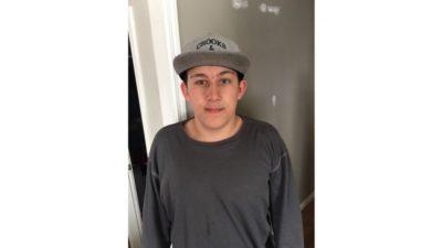 Kamloops Missing Teen