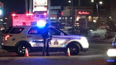 Kamloops: Shots Fired at Police