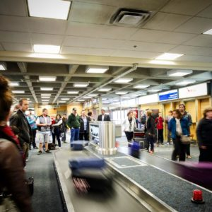 New YLW Baggage System Speeds Up Check-In