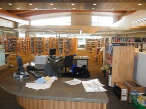 Libraries Increase Security
