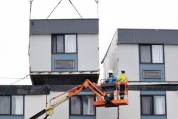Careful Process For Modular Housing Tenants
