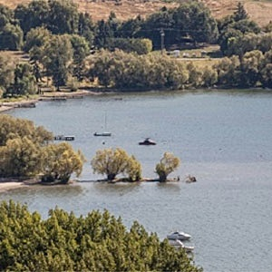 City to Open Lake Accesses