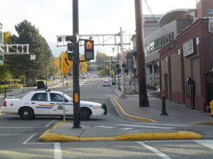 Crime Up in Latest Police Report
