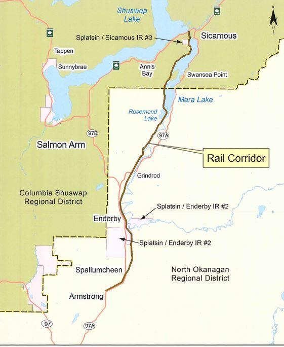 North Rail Trail Purchase Moving Forward