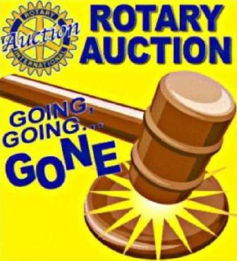Kal Rotary Auction Sets New Record