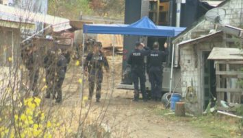 Police Clarify Reports of New Activity At Farm Site