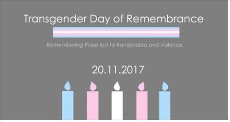 Transgender Day Of Remembrance At UBCO