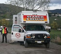 Public Support Needed For Search & Rescue