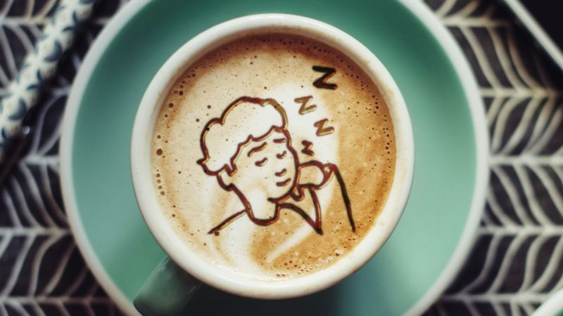 A Nap Makes Coffee Better