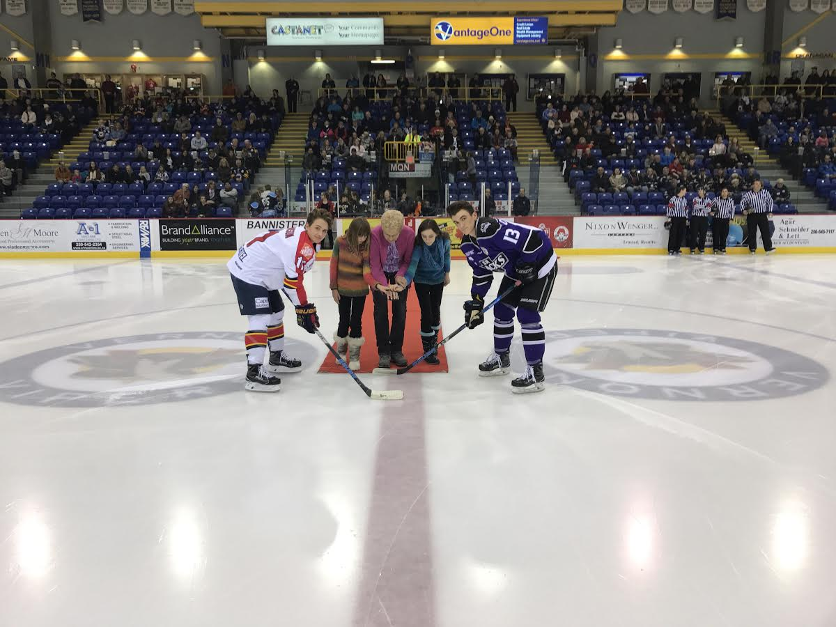 Big Win at First Responder's Night
