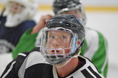 Full Face Masks for KIJHL Next Season