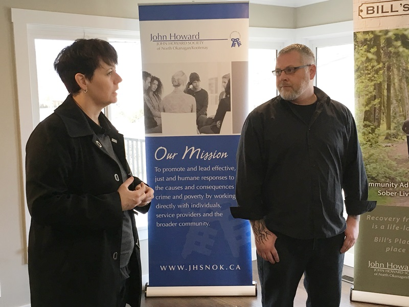 New Sober Living Home Opens