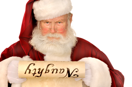 Naughty or nice?  It's all in the name.