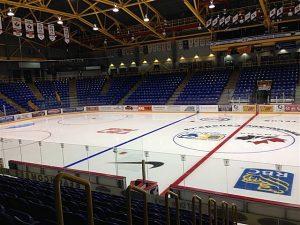 Vernon Ice Rinks Meet Upgraded Safety Regs
