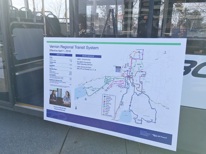 Transit Adds More Routes and Options