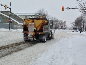 Snow Control Costs Mounting