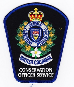 Vernon Getting Extra Conservation Officer