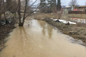 Flooding Threat Remains in Armstrong